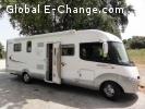 Donne Camping car Rapido 9002 DFH 10 cv moteur FIAT 3l